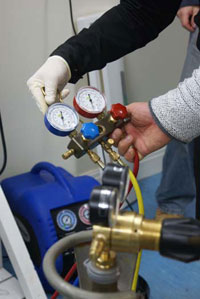 Central air conditioning tools are critical to quality diagnosing
