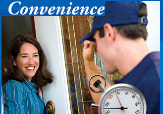 Whittier heating and air conditioning. your furnace tune up will be on time