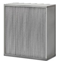 HEPA air conditioning and furnace air filter